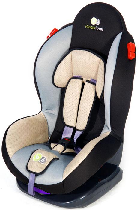 KinderKraft - Scaun auto Shell Plus Grey