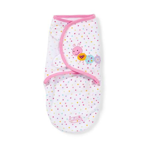 Summer Infant - Sistem de infasare pentru bebelusi PureLove Rolley Polley