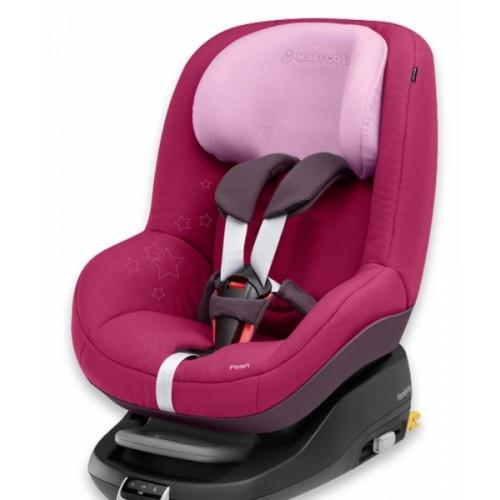 scaun auto maxi cosi 9 18 kg pearl isofix sweet cerise. Black Bedroom Furniture Sets. Home Design Ideas