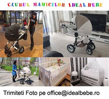 Clubul Mamicilor Ideal Bebe