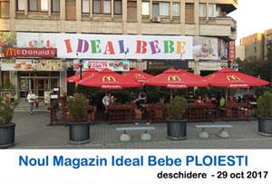 Magazin Ideal Bebe Ploiesti